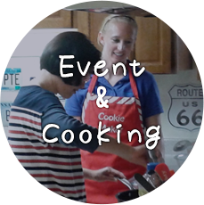 Event & Cooking